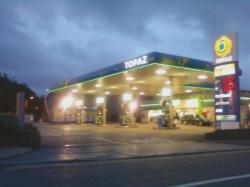 Pumps Ie Topaz Newcastle Service Station Newcastle Rd