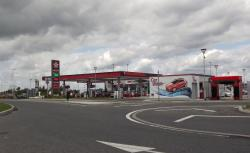 Texaco - M7 Motorway Services Area