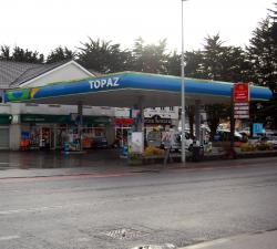 Topaz - Collins and Quinlan Service Station