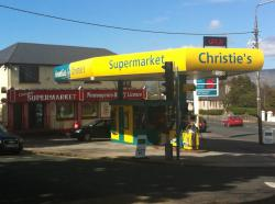 Great Gas - Christie's Benbulbin Filling Station